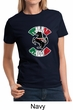 Ladies Shirt Italian Stallion Tee T-Shirt