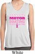 Ladies Shirt Motor Boating Sleeveless Moisture Wicking Tee T-Shirt