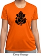 Ladies Shirt Shadow Ganesha Moisture Wicking Tee T-Shirt