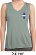 Ladies Shirt The Legend Lives Crest Sleeveless Moisture Wicking Tee