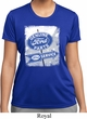 Ladies Shirt Vintage Sign Genuine Ford Parts Moisture Wicking Tee