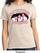 Ladies Three Stooges Shirt Attorneys at Law Tee T-Shirt