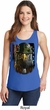 Ladies USA Tank Top American Eagle Tanktop