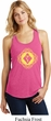 Ladies Yoga Diamond Manipura Racerback Tanktop
