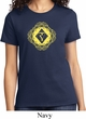 Ladies Yoga Diamond Manipura T-shirt