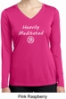 Ladies Yoga Heavily Meditated with OM Dry Wicking Long Sleeve