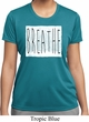 Ladies Yoga Shirt Breathe Moisture Wicking Tee T-Shirt