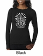 Ladies Yoga Shirt Ganesha Long Sleeve Thermal