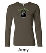 Ladies Shirt Grab This Kettle Bell Long Sleeve Tee T-Shirt