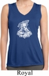 Ladies Yoga Shirt Krishna Sleeveless Moisture Wicking Tee T-Shirt