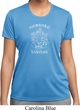 Ladies Yoga Shirt Namaste Bitches Moisture Wicking Tee T-Shirt