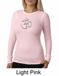 Ladies Yoga T-shirt – Aum Symbol Meditation Thermal Shirt
