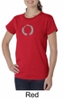 Ladies Yoga T-shirt – Enso Zen Meditation Organic Tee Shirt