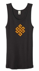 Ladies Yoga Tanktop Endless Knot Organic Tank Top