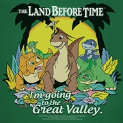 Land Before Time The Great Valley Shirts