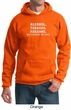 Law Enforcement Hoodie Alcohol Tobacco Firearms ATF Hoody