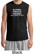 Law Enforcement Shirt Alcohol Tobacco Firearms ATF Muscle Shirt