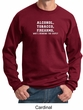 Law Enforcement Sweatshirt Alcohol Tobacco Firearms ATF Sweatshirt