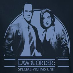 Law & Order: SVU Elliot & Olivia Shirts