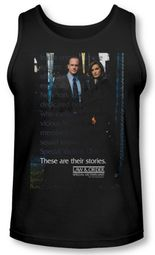 Law & Order: SVU Tank Top SVU Black Tanktop