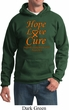 Leukemia Cancer Awareness Hope Love Cure Hoodie