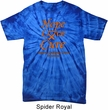 Leukemia Cancer Awareness Hope Love Cure Tie Dye T-shirt