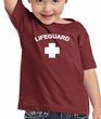 Lifeguard Kids Shirt Youth Toddler Shirt