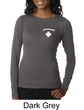 Lifeguard Ladies Thermal Shirt Pocket Print