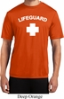 Lifeguard Mens Moisture Wicking Shirt