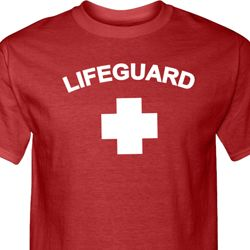Lifeguard Mens Tall Shirt