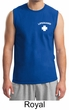 Lifeguard Muscle Shirt Pocket Print
