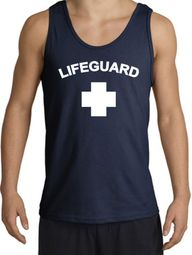 Lifeguard Tank Top Adult Tanktop