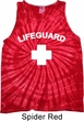 Lifeguard Tie Dye Tank Top