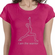 Line Warrior Ladies Yoga Shirts