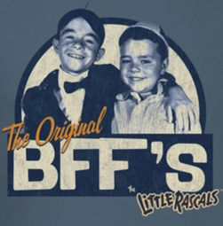 Little Rascals Bff's Shirts