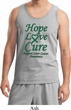 Liver Cancer Awareness Hope Love Cure Tank Top