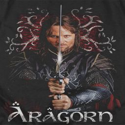 Lord Of The Rings Aragorn Armor Shirts