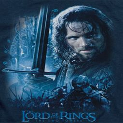 Lord Of The Rings Aragorn Shirts