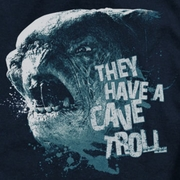 Lord Of The Rings Cane Troll Shirts