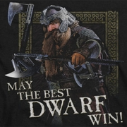 Lord Of The Rings Dwarf Win Shirts