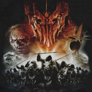 Lord Of The Rings Evil Rising Shirts
