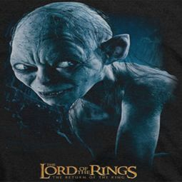 Lord Of The Rings Gollum Picture Shirts