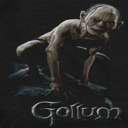 Lord Of The Rings Gollum Shirts