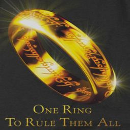 Lord Of The Rings One Ring Shirts