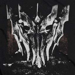 Lord Of The Rings Sauron Head Shirts