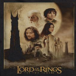 Lord Of The Rings Two Towers Poster Shirts