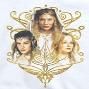 Lord Of The Rings Women Of Middle Earth Shirts