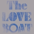 Love Boat Juniors Shirt Distressed Logo Athletic Heather T-Shirt