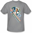 Love Boat Kids Shirt Exciting And New Youth Silver T-Shirt