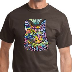 Love Cat Mens Shirts